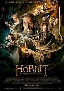 El Hobbit: La desolación de Smaug (The Hobbit: The desolation of Smaug) – C I N E M A R A M A