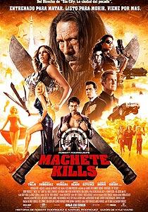 Machete Kills - C I N E M A R A M A