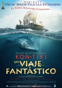 Kon-Tiki: Un viaje fantástico (Kon-Tiki) - C I N E M A R A M A