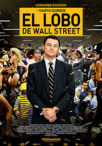 El lobo de Wall Street (The Wolf of Wall Street) - C I N E M A R A M A