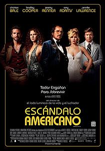 Escándalo americano (American Hustle) - C I N E M A R A M A