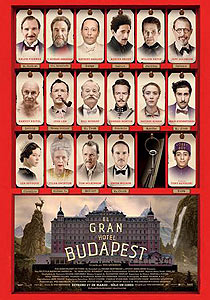 El Gran Hotel Budapest (The Grand Budapest Hotel) - c i n e m a r a m a