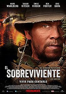El sobreviviente (Lone Survivor) - c i n e m a r a m a