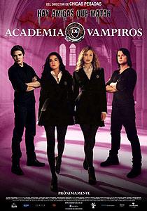 Academia de vampiros (Vampire Academy) - C I N E M A R A M A