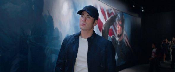 Capitán America y el soldado del invierno (Captain America: The Winter Soldier) - c i n e m a r a m a