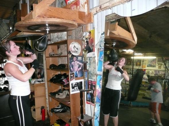 BAFICI 2014 - Boxing Gym - c i n e m a r a m a