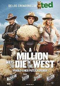 A Million Ways to Die in the West - c i n e m a r a m a