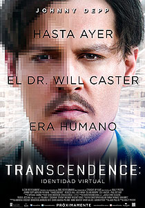 Transcendence: Identidad virtual  (Transcendence) - c i n e m a r a m a
