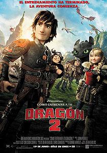 Cómo entrenar a tu dragón 2 (How to Train Your Dragon 2) - c i n e m a r a m a