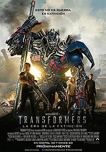 Transformers: La era de la extinción (Transformers: Age of Extinction) - c i n e m a r a m a
