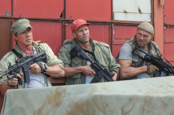 Los indestructibles 3 (The Expendables 3) - c i n e m a r a m a