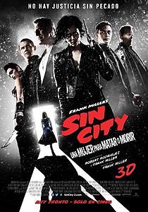Sin City 2: Una mujer para matar o morir (Sin City: A Dame to Kill For)
