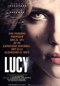Lucy - c i n e m a r a m a