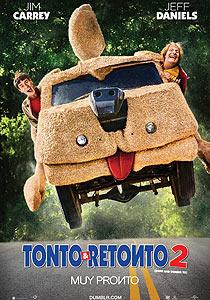Tonto y Retonto 2 (Dumb And Dumber To) - c i n e m a r a m a