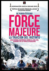 Force majeure, la traición del instinto (Turist) - c i n e m a r a m a