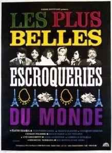 Dossier Godard - Las más famosas estafas del mundo: Le grand escroq - c i n e m a r a m a