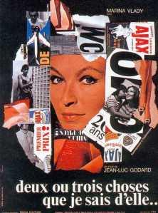 Dossier Godard - Dos o tres cosas que sé de ella - c i n e m a r a m a