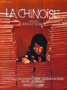 Dossier Godard - La chinoise - c i n e m a r a m a