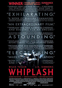 Whiplash: música y obsesión - c i n e m a r a m a