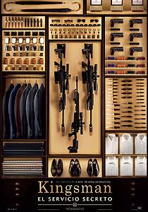 Kingsman: El servicio secreto (Kingsman: The Secret Service) - c i n e m a r a m a