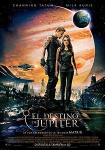 El destino de Júpiter (Jupiter Ascending) - c i n e m a r a m a