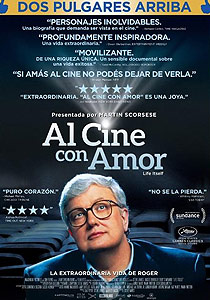 Al cine con amor (Life Itself) - c i n e m a r a m a