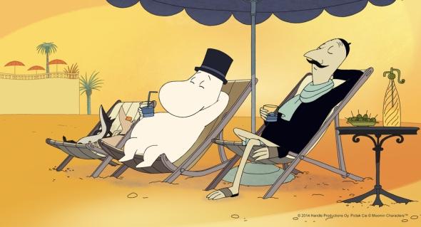 BAFICI 2015 - Moomins on the Riviera