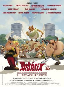Sobre la última película de Astérix - c i n e m a r a m a