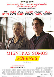 Mientras somos jóvenes (While We're Young) - c i n e m a r a m a