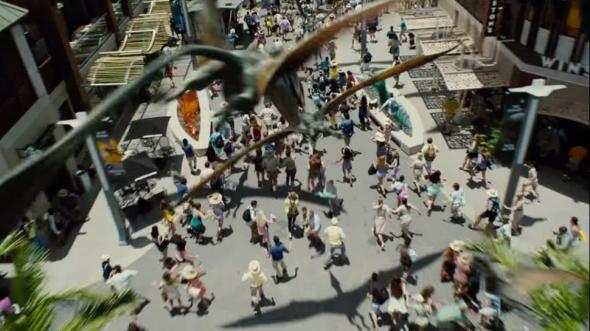 Mundo Jurásico (Jurassic World) - c i n e m a r a m a