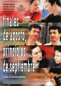 Dossier Assayas - Finales de agosto, principios de septiembre - c i n e m a r a m a