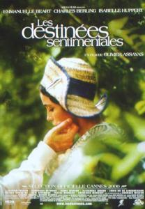 Dossier Assayas - Los destinos sentimentales - c i n e m a r a m a