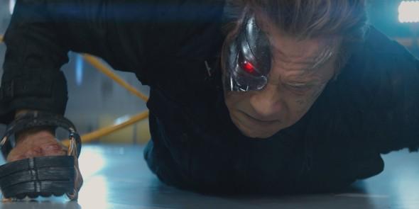 Terminator: Génesis (Terminator Genisys) - c i n e m a r a m a