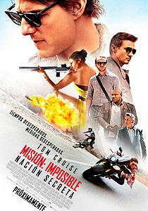 Misión: Imposible - Nación secreta (Mission: Impossible - Rogue Nation) - c i n e m a r a m a