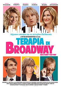 Terapia en Broadway (She's Funny That Way) - c i n e m a r a m a