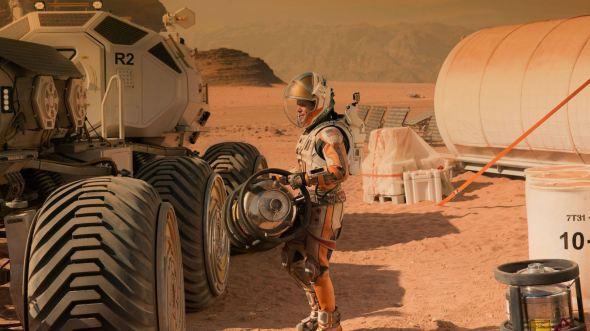 Misión rescate (The Martian) - c i n e m a r a m a