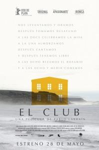 Mar del Plata 2015 - El club - c i n e m a r a m a