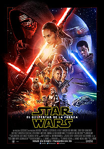 Star Wars: El despertar de la fuerza (Star Wars: The Force Awakens) - c i n e m a r a m a