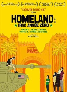 Mar del Plata 2015 - Homeland (Iraq Year Zero) - c i n e m a r a m a