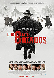 Los 8 más odiados (The Hateful Eight) - c i n e m a r a m a