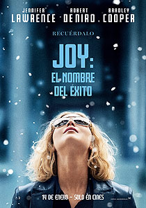Joy: El nombre del éxito (Joy) - c i n e m a r a m a