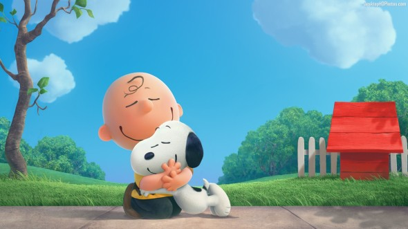 Snoopy y Charlie Brown: Peanuts, la película (The Peanuts Movie) - c i n e m a r a m a
