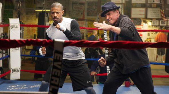 Creed: Corazón de campeón (Creed) - c i n e m a r a m a