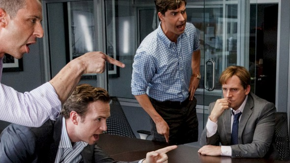 La gran apuesta (The Big Short) - c i n e m a r a m a
