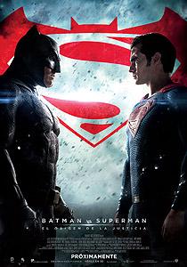 Batman vs. Superman: El origen de la Justicia (Batman vs. Superman: Dawn of Justice) - c i n e m a r a m a