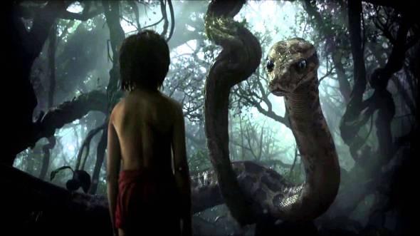 El libro de la selva (The Jungle Book) - c i n e m a r a m a