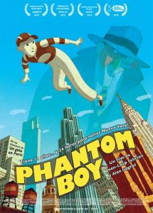 Bafici 2016 - Phantom Boy - c i n e m a r a m a