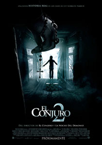 El conjuro 2 (The Conjuring 2: The Enfield Poltergeist) - c i n e m a r a m a