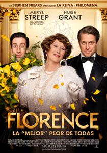 Florence, la mejor peor de todas (Florence Foster Jenkins) - c i n e m a r a m a