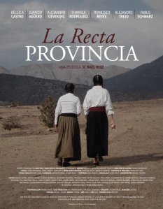 Dossier Ruiz - La recta provincia - c i n e m a r a m a